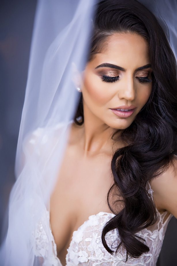 Bridal Makeup - Photography: Adam Opris