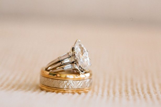 Classic Wedding Band Set - Myrtle And Marjoram Photography