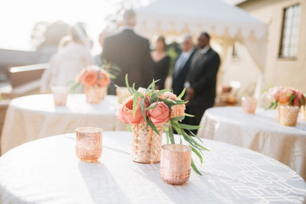 Classic Wedding Reception Details - Myrtle And Marjoram Photography