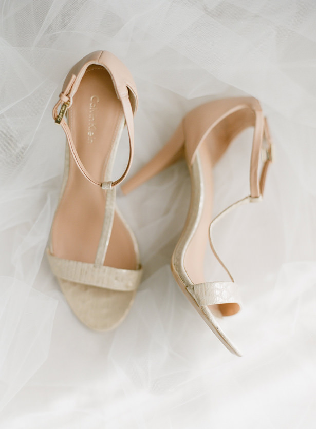 Glamorous Wedding shoes - Almond Leaf Studios