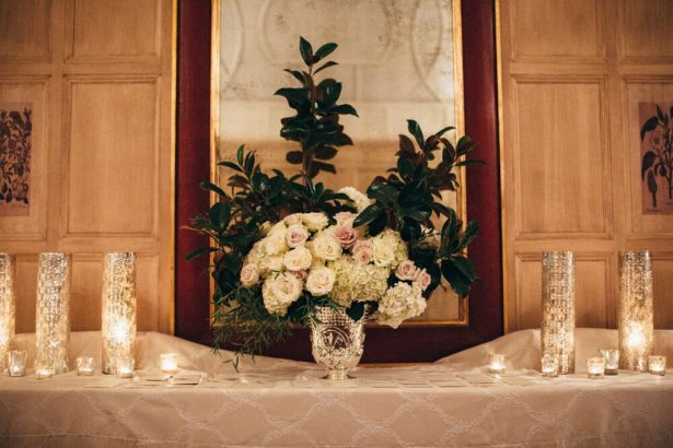 Luxury white and gold wedding Table Details - Myrtle And Marjoram Photography
