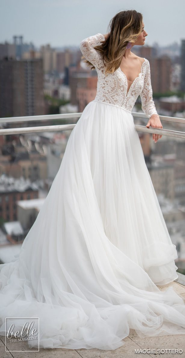 Maggie Sottero Wedding Dresses 2019- New York Bridal Fashion Week