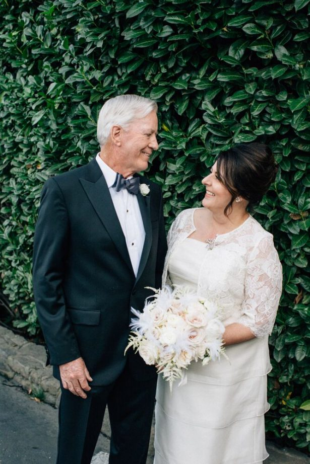 Romantic Mature Bride and Groom - Myrtle And Marjoram Photography