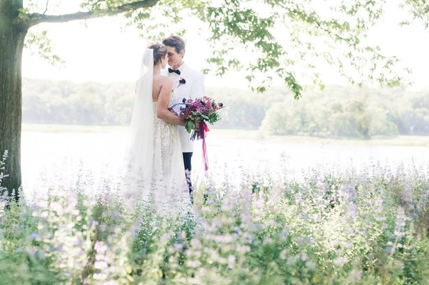 Romantic Spring Wedding - George and Claudia Photography