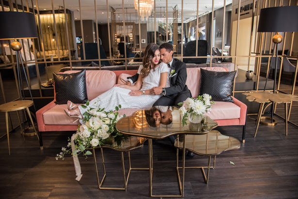 Romantic Wedding Photo - Photography: Gerber Scarpelli Weddings