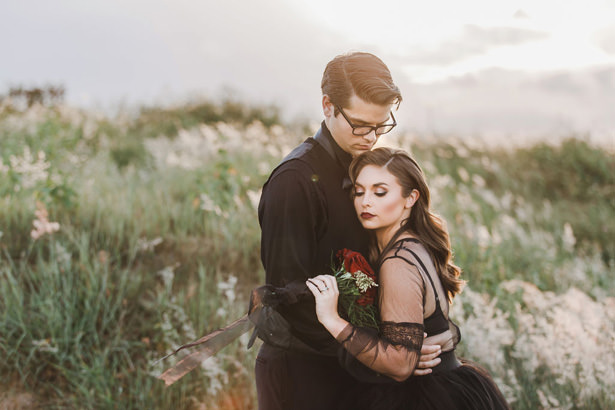 Romantic wedding photo - Daylin Lavoy Photogaphy