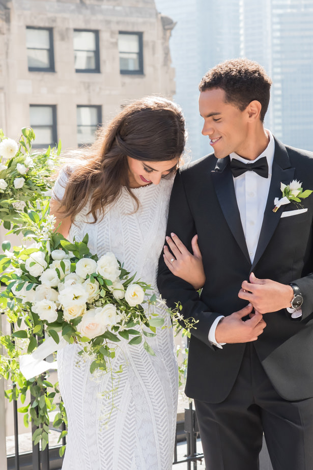 Sophisticated Elopement Inspiration with Stunning and Timeless Wedding Gifts - Photography: Gerber Scarpelli Weddings