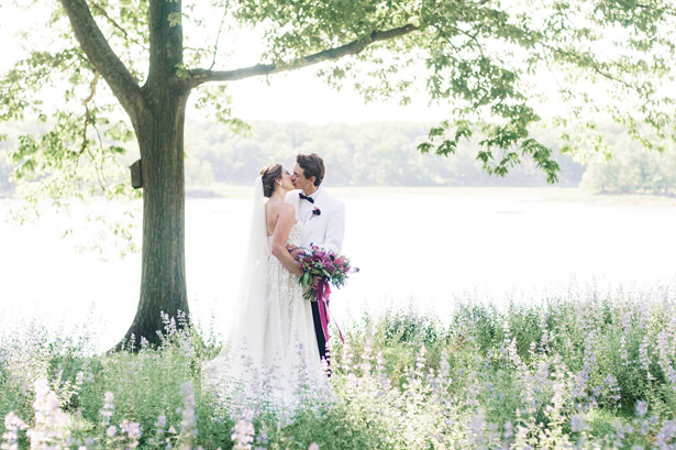 Sophisticated Wedding Photo - George and Claudia Photography
