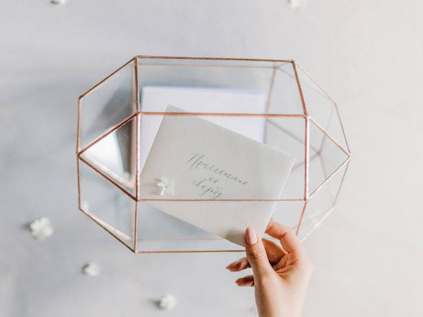 Wedding Card Box -SeriousALOE