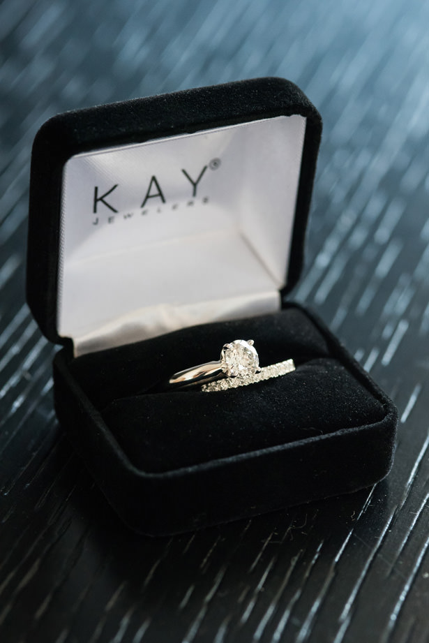 Wedding Rings - Kay Jewelers - Photography: Gerber Scarpelli Weddings