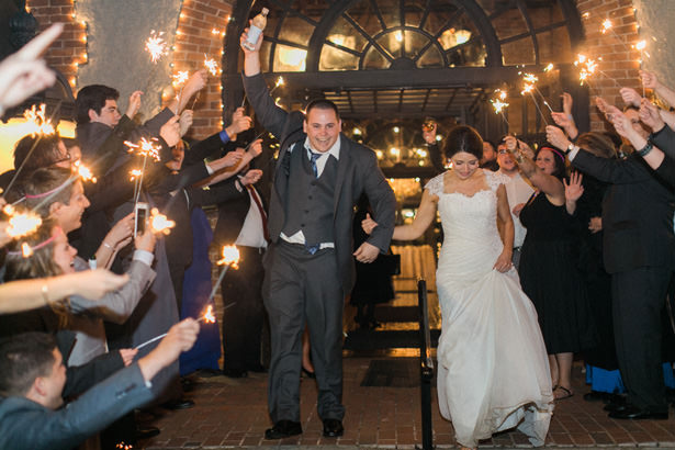 Wedding Sparklers​ - Almond Leaf Studios