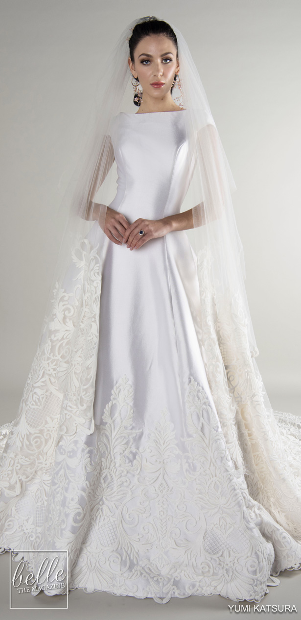 Yumi Katsura Wedding Dresses Fall 2019 Nature's Symphony Bridal Collection