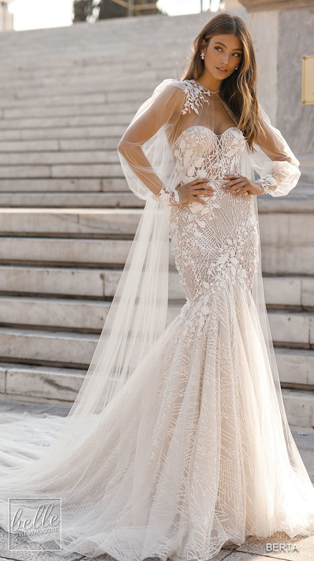 acbaf6ad8ee0f ... BERTA Wedding Dresses 2019 - Athens Bridal Collection ...