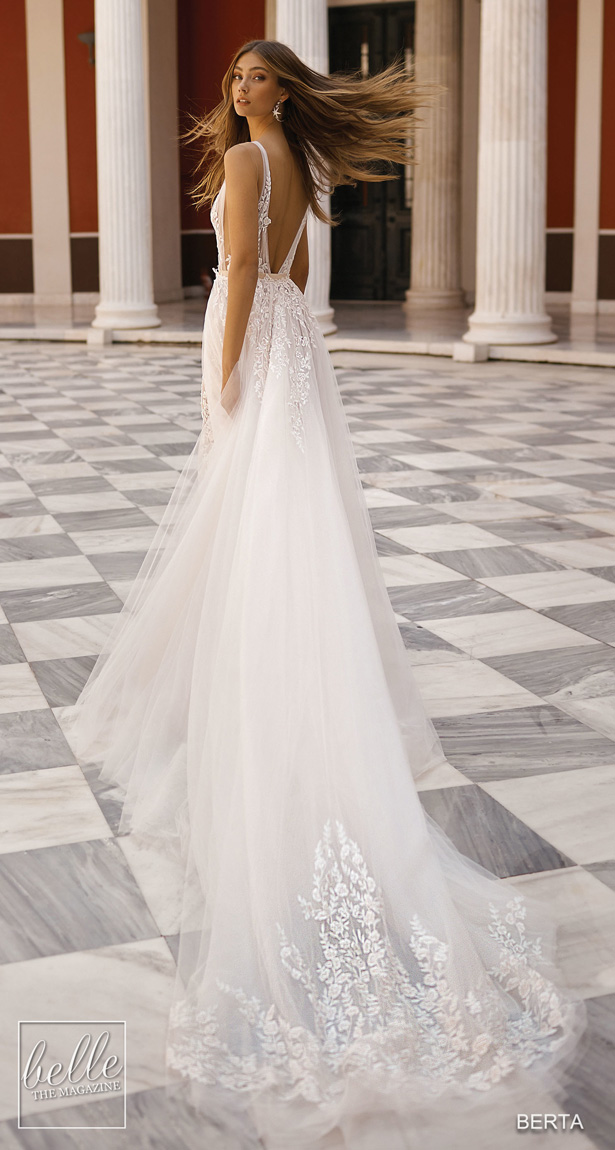 BERTA Wedding Dresses 2019 - Athens Bridal Collection