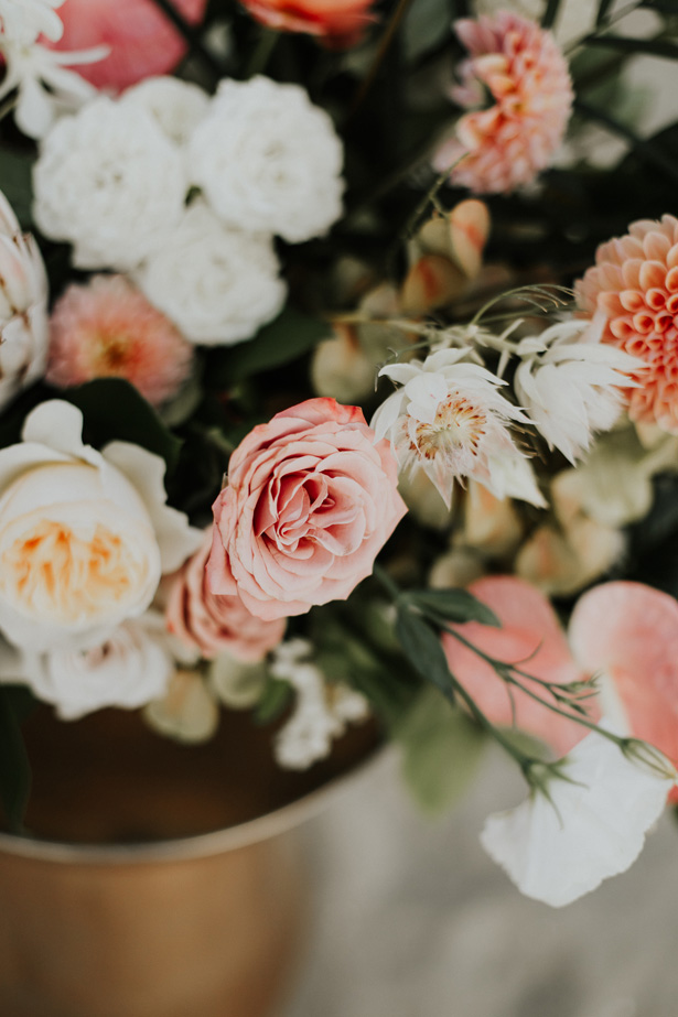 Boho Wedding Flowers - Amy Lynn Photography