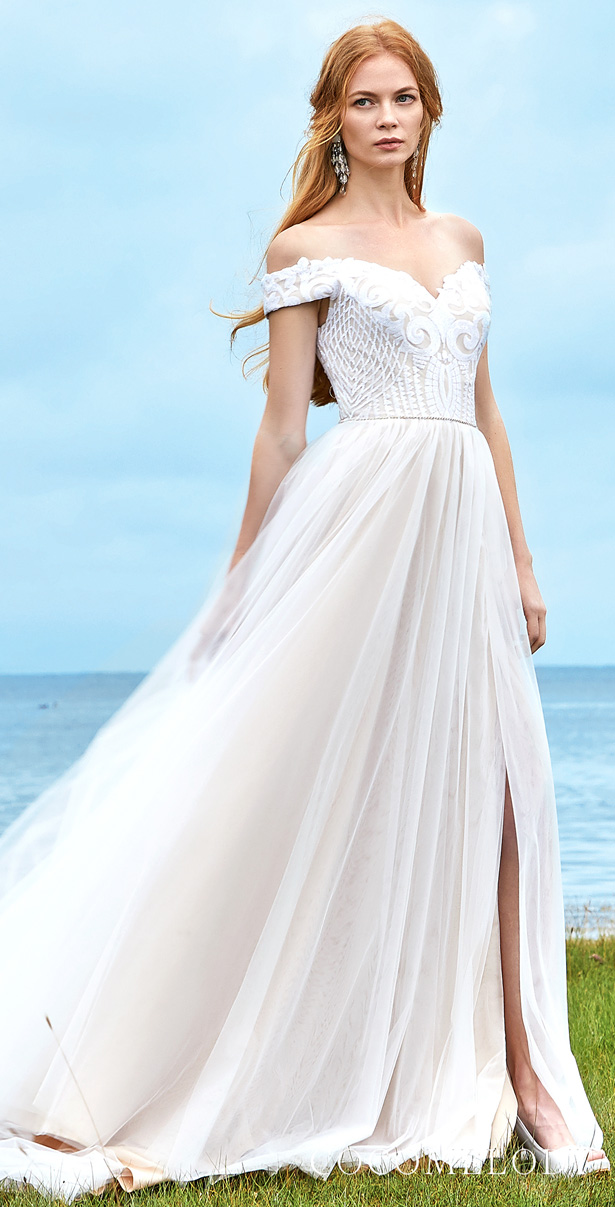 CocoMelody Wedding Dresses 2019