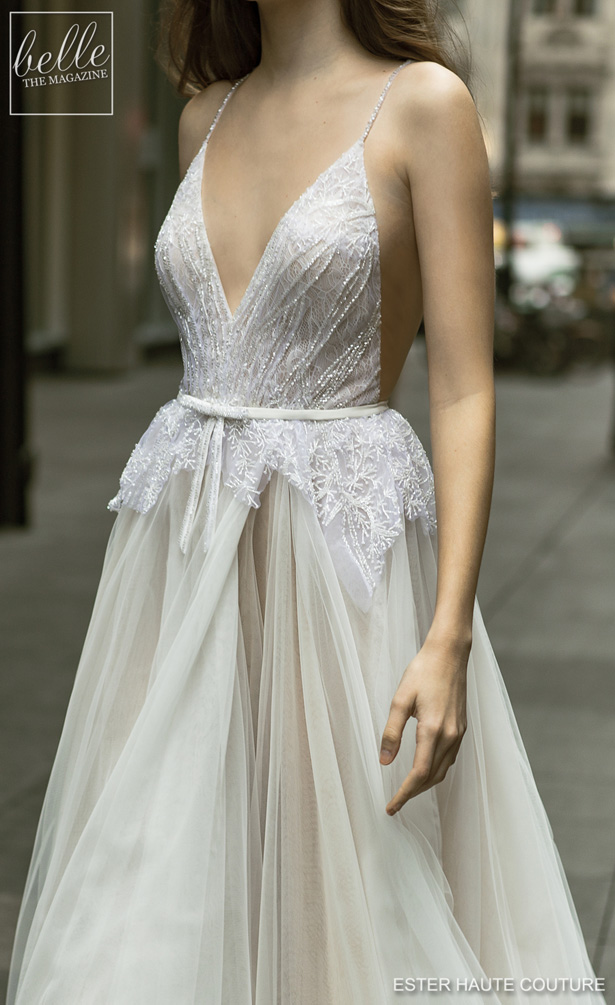 Ester Haute Couture Wedding Dresses 2019