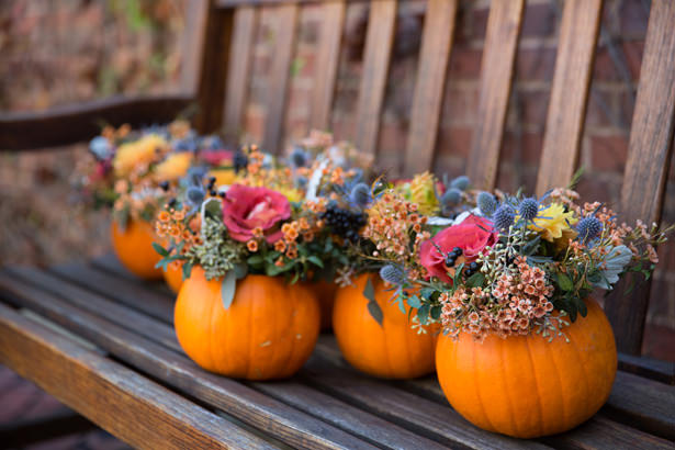 Fall wedding flowers - Imagine It Photography