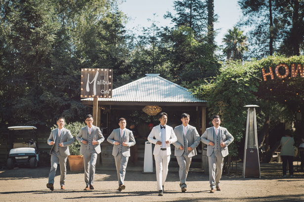 Groomsmen Suits - Yunis Chen Photography