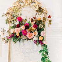 Luxury Wedding Decor - Rachel Elaine Photo