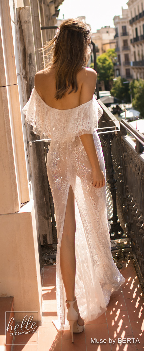 MUSE by Berta Wedding Dresses 2019 - Barcelona Bridal Collection