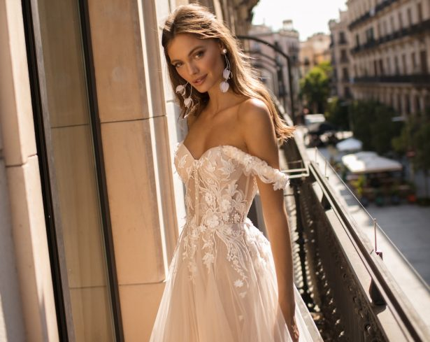 MUSE by BERTA Wedding Dresses 2019 – Barcelona Bridal Collection