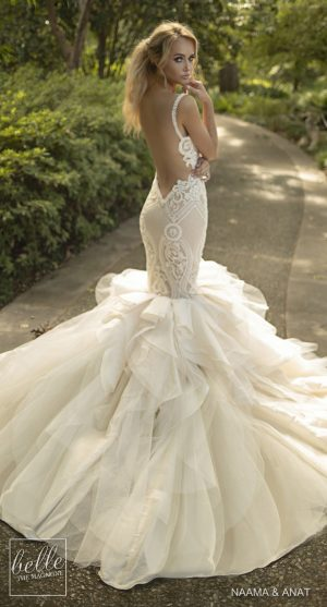 Naama and Anat Wedding Dresses 2019 - Gowns of Wisdom Bridal Collection