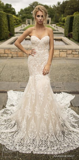 a and Anat Wedding Dresses 2019 - Gowns of Wisdom Bridal Collection