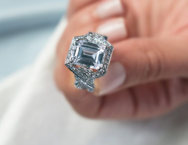 Keep your Platinum Engagement Ring and Jewelry Shining Brightly this Holiday Season