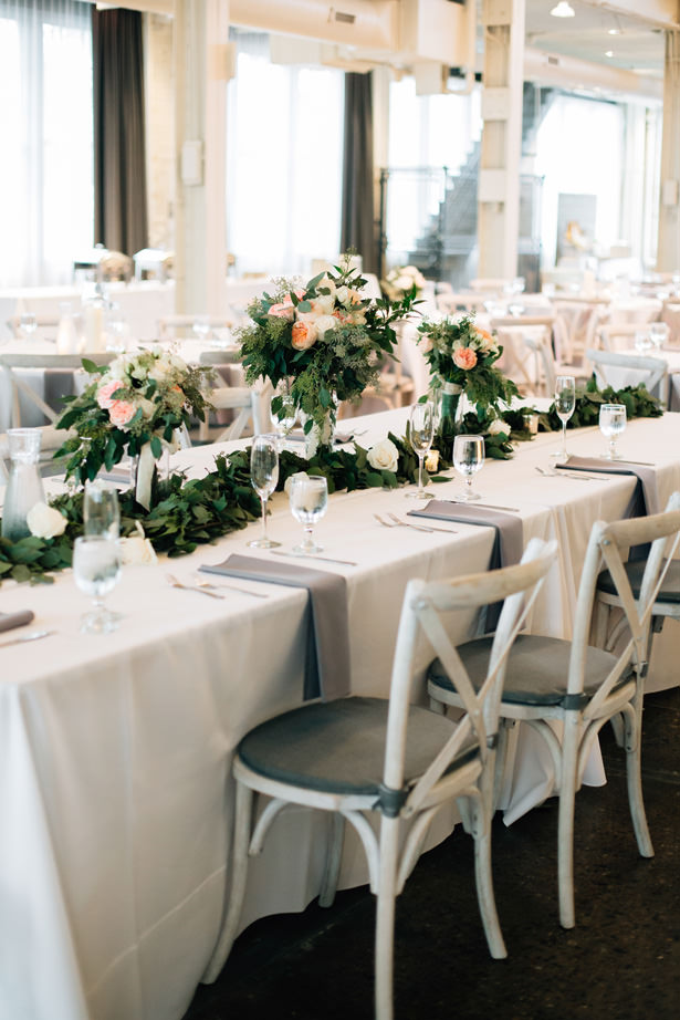 Romantic Elegance Wedding Tablescape - Justina Louise Photography