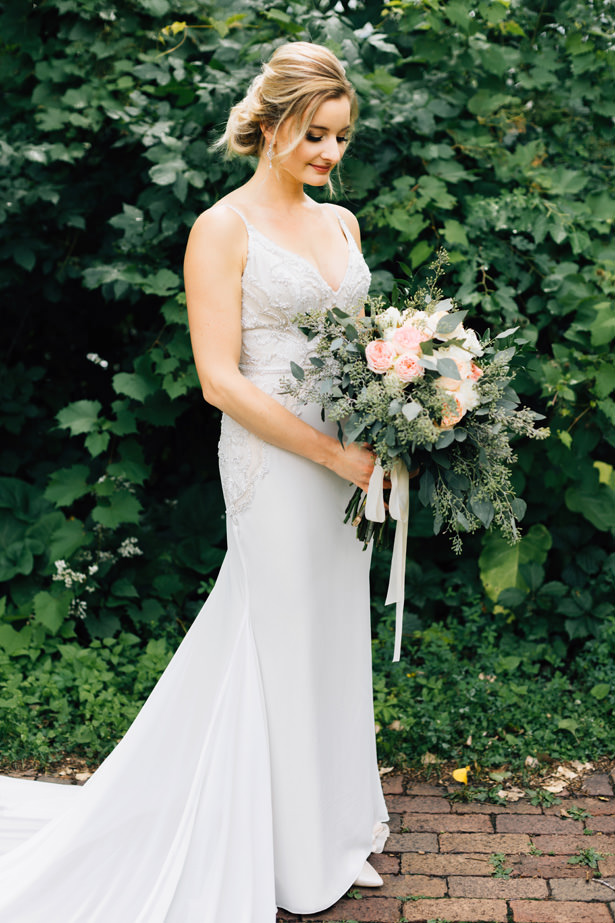 Sophisticated Bride - Justina Louise Photography