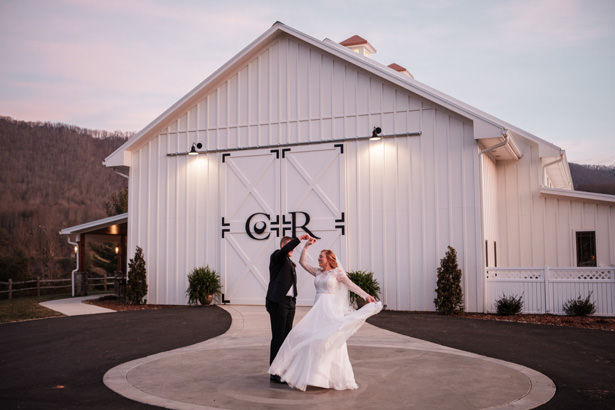 Wedding Barn - Kathy Beaver Photography
