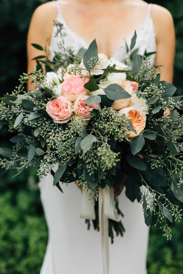 Wild Wedding Bouquet- Justina Louise Photography