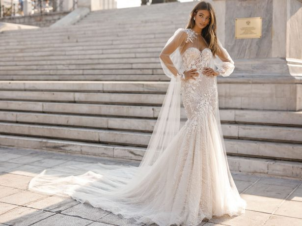 BERTA Wedding Dresses Fall 2019