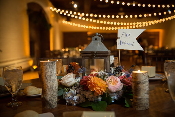 fall wedding tablescape - Imagine It Photography