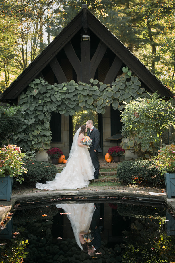 gorgeous fall wedding photo - Imagine It Photography
