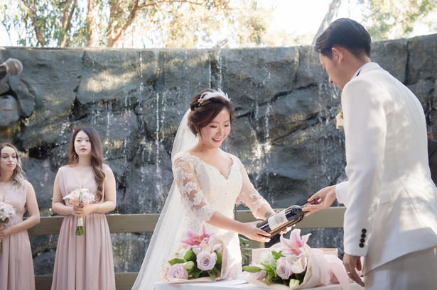 gorgeous outdoor Wedding photo - Yunis Chen Photography