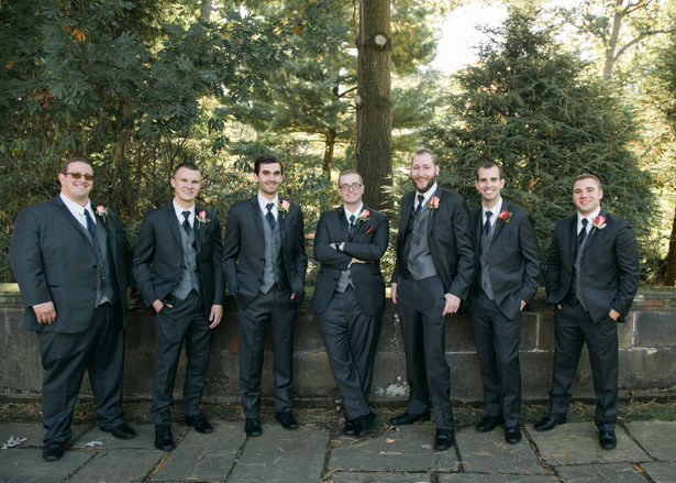 groomsmen Suit tie and vest - Imagine It Photography