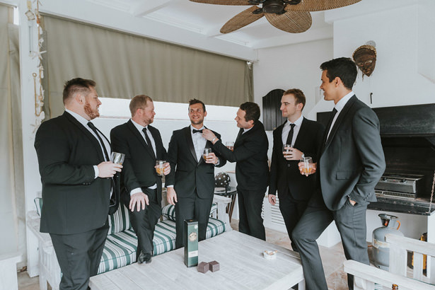 matching groomsmen suits - Bianca Asher Photography
