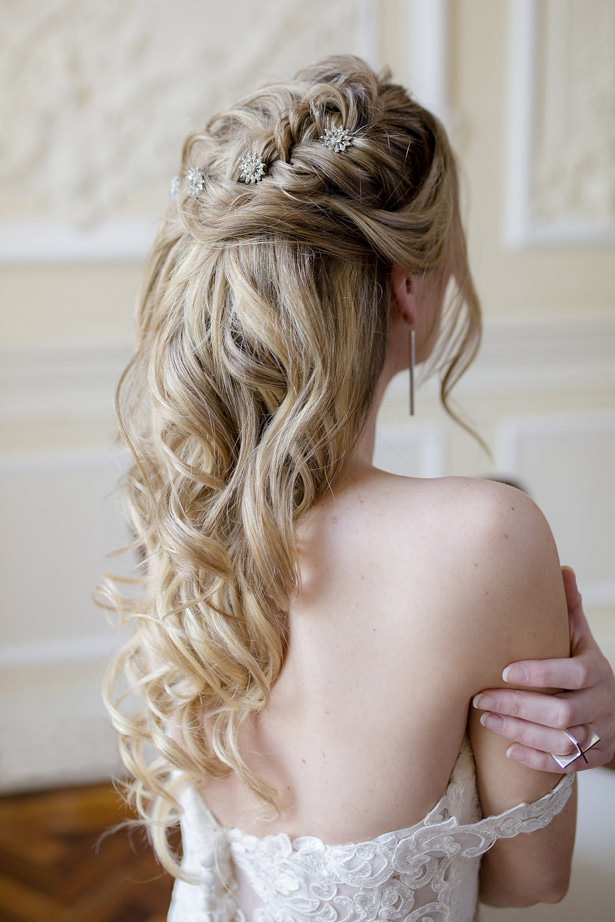 wedding hair ideas - Sophie Lake Photography