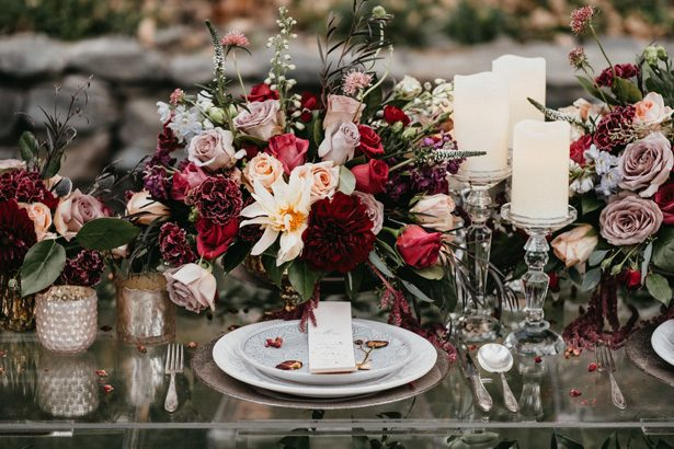 Modern Romance Meets Rustic Fall Vibes in this Fairytale Wedding Inspiration