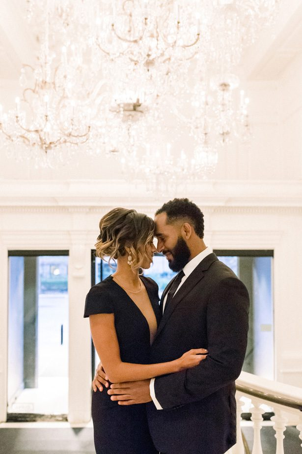 Glamorous Engagement Photos Outfits - Lisa Hufford Photography