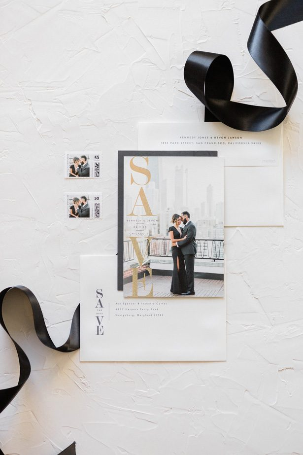 Save the Date Ideas by Minted - Photography by Lauryn