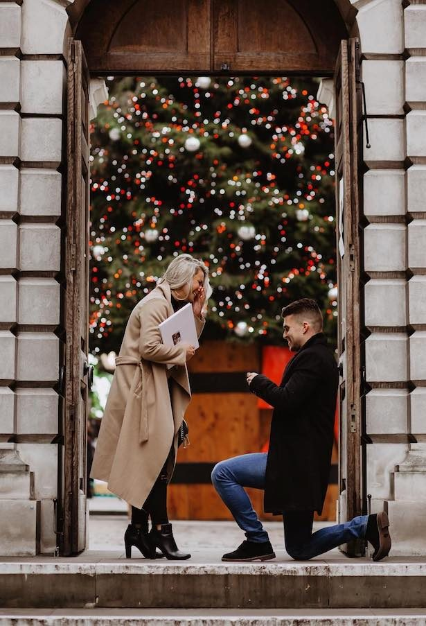 Christmas Proposal Ideas - Always More photography