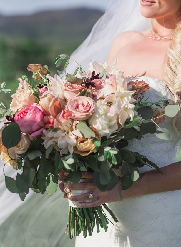 Colorful bridal bouquet - Emily Richardson Photography