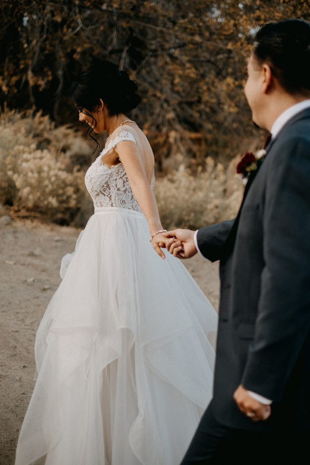 Gorgeous Wedding photo - The Blushing Details / Quattro Studios