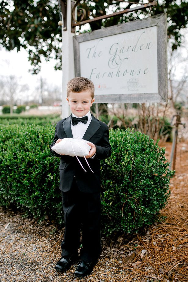 Ring bearer - Honey + Bee Photography