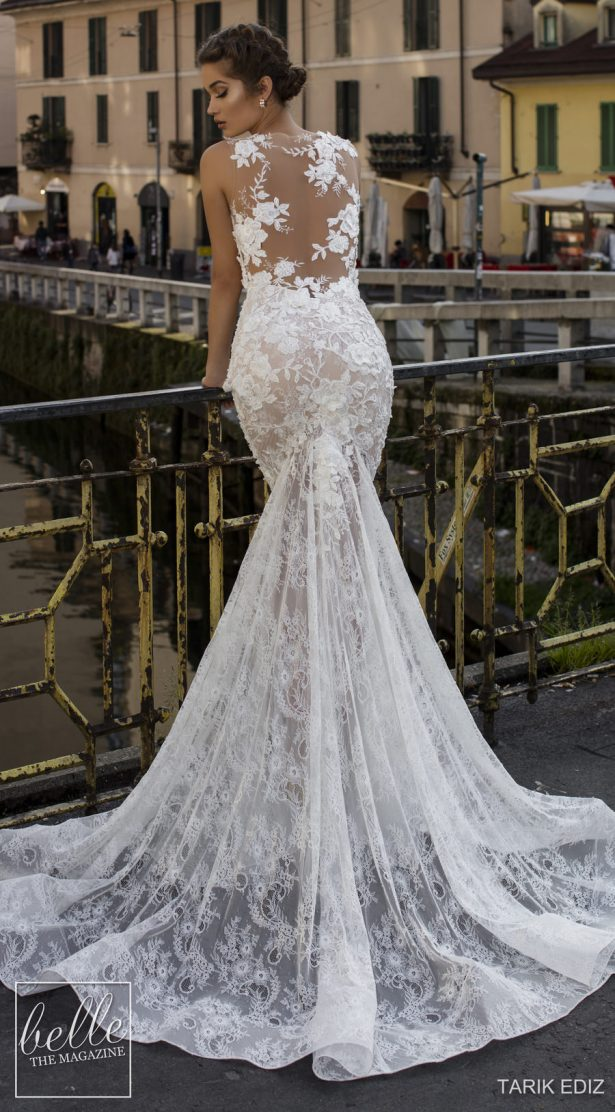Tarik Ediz Wedding Dresses 2019 - The White Bridal Collection