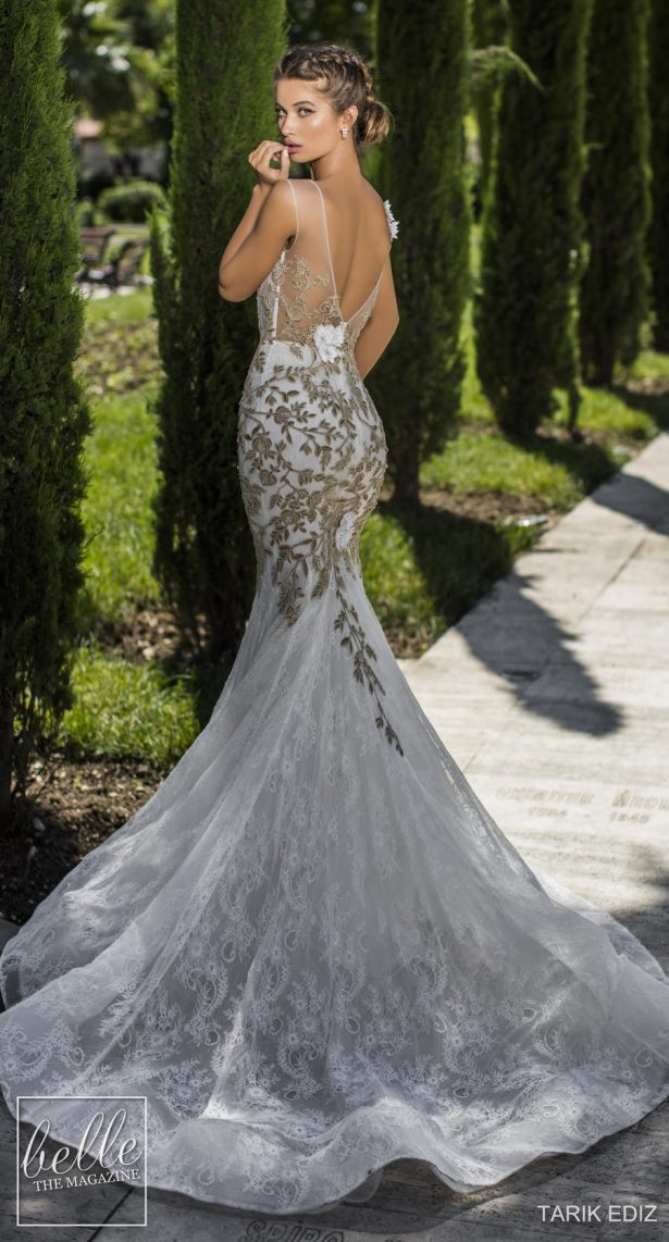 rik Ediz Wedding Dresses 2019 - The White Bridal Collection