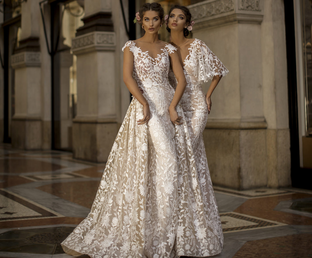 Tarik Ediz Wedding Dresses 2019